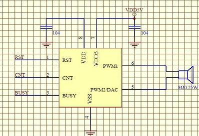 充电站语音芯片 sc1050-语音ic|语音芯片|otp语音芯片
